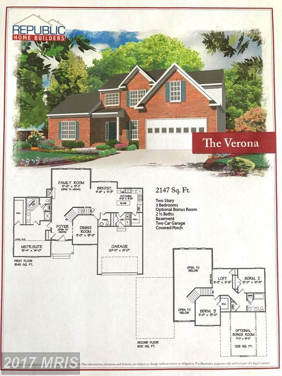 3-LOT Pembroke Court, Rixeyville, VA 22737 (#CU10035139) :: Pearson Smith Realty