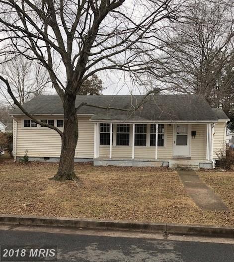 310 Fauquier Street, Culpeper, VA 22701 (#CU10136343) :: The Hagarty Real Estate Team