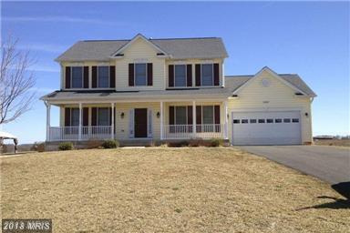 14307 South Hall Court, Culpeper, VA 22701 (#CU10157283) :: AJ Team Realty