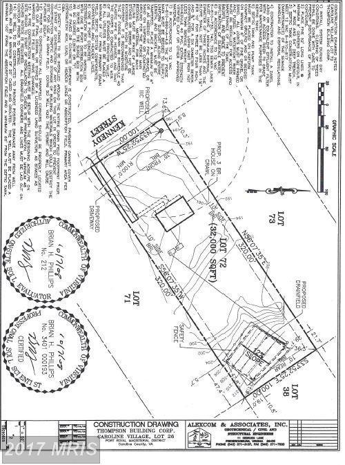 13375 Kennedy Street, Woodford, VA 22580 (#CV10006935) :: Pearson Smith Realty