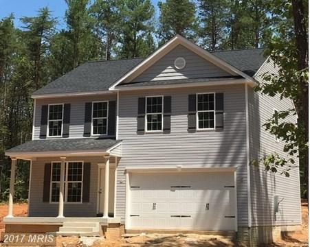 238 Marday Dr, Ruther Glen, VA 22546 (#CV10061773) :: United Real Estate Premier