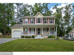619 Cicero Drive, Ruther Glen, VA 22546 (#CV10062407) :: United Real Estate Premier