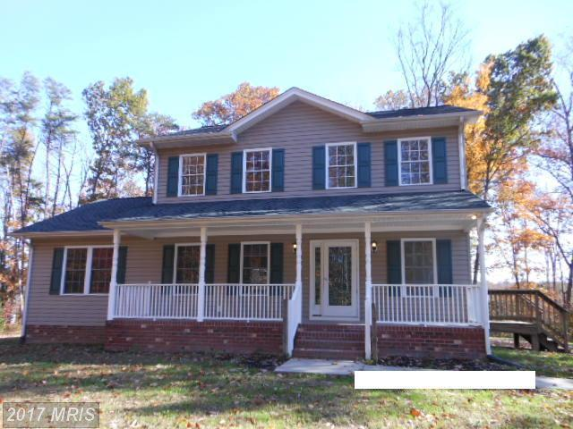 7165 Campbell Drive, Bowling Green, VA 22427 (#CV10116737) :: RE/MAX Cornerstone Realty