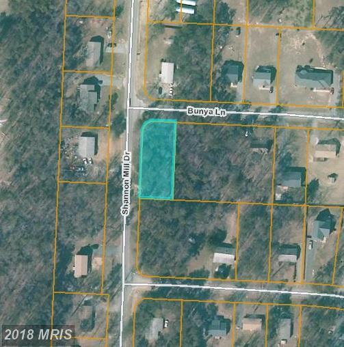 Shanon Mill Drive, Ruther Glen, VA 22546 (#CV10133017) :: Pearson Smith Realty