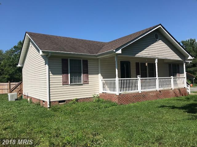 118 Anderson Avenue, Bowling Green, VA 22427 (#CV10249925) :: Green Tree Realty