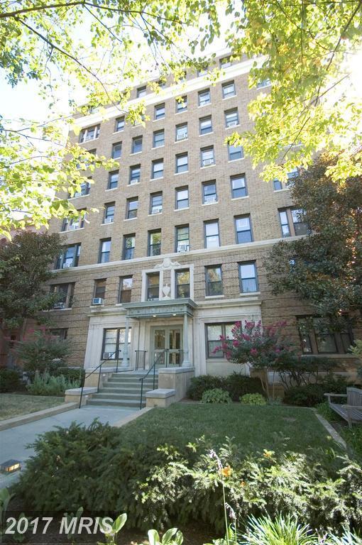 1915 16TH Street NW #501, Washington, DC 20009 (#DC10000756) :: LoCoMusings