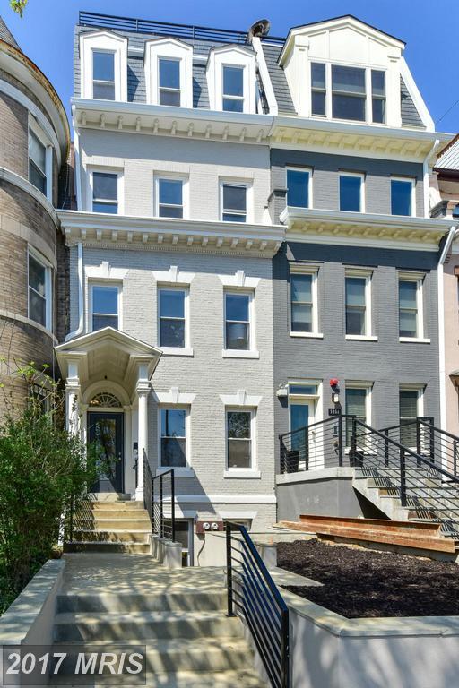 1453 Girard Street NW #4, Washington, DC 20009 (#DC10015499) :: The Cox & Cox Group at Keller Williams Realty International