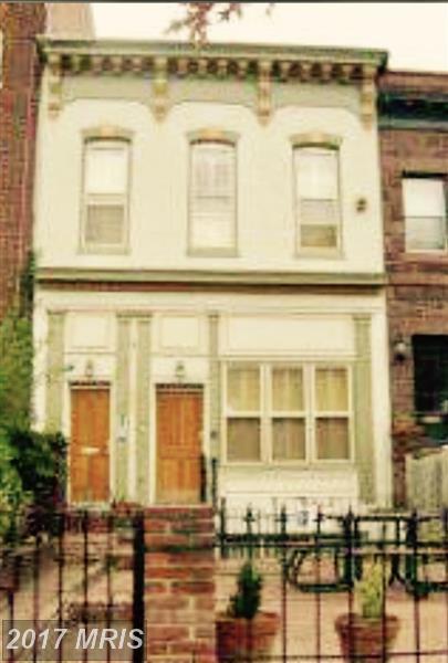 813 Maryland Avenue NE, Washington, DC 20002 (#DC10027969) :: Eng Garcia Grant & Co.