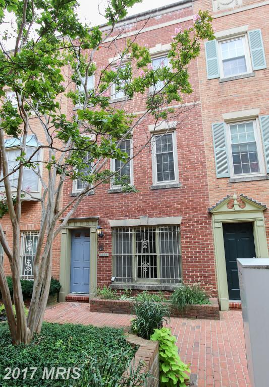 1688 Euclid Street NW B, Washington, DC 20009 (#DC10034967) :: AJ Team Realty