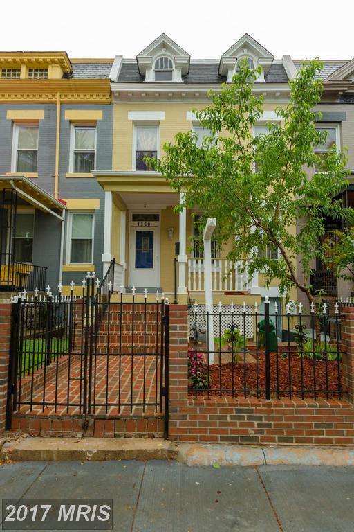 1360 Meridian Place NW, Washington, DC 20010 (#DC10035510) :: Eng Garcia Grant & Co.