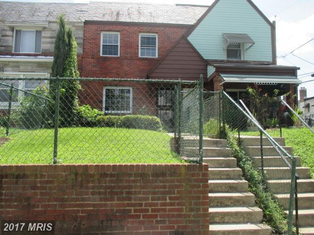 3413 Baker Street NE, Washington, DC 20019 (#DC10041759) :: Pearson Smith Realty