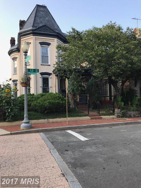 419 U Street NW, Washington, DC 20001 (#DC10042818) :: Pearson Smith Realty