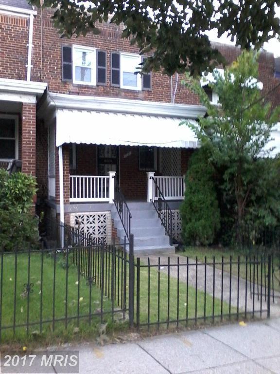 1631 R Street SE, Washington, DC 20020 (#DC10047996) :: LoCoMusings