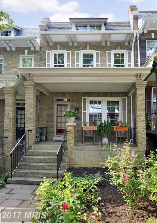 420 Longfellow Street NW, Washington, DC 20011 (#DC10048976) :: Pearson Smith Realty