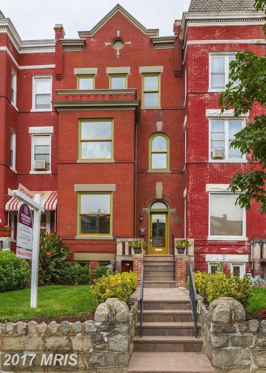 61 Bryant Street NW, Washington, DC 20001 (#DC10054168) :: Pearson Smith Realty