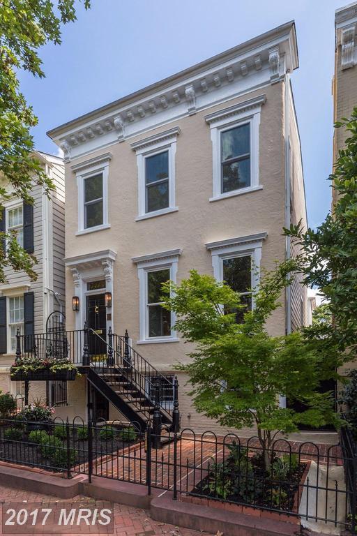 1415 33RD Street NW, Washington, DC 20007 (#DC10055029) :: Pearson Smith Realty