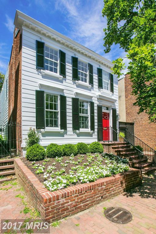 3013 Dumbarton Street NW, Washington, DC 20007 (#DC10058511) :: Pearson Smith Realty
