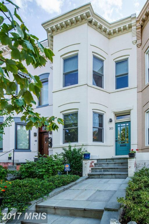50 Randolph Place NW, Washington, DC 20001 (#DC10063349) :: Arlington Realty, Inc.