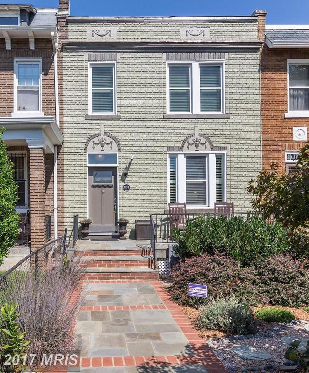 1724 Massachusetts Avenue SE, Washington, DC 20003 (#DC10063952) :: The Cox & Cox Group at Keller Williams Realty International
