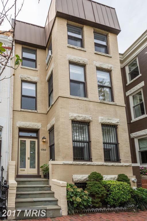 1762 Willard Street NW #1, Washington, DC 20009 (#DC10064429) :: Pearson Smith Realty