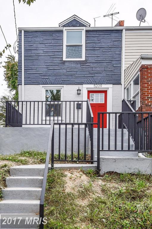 5209 Just Street NE, Washington, DC 20019 (#DC10064830) :: The Cox & Cox Group at Keller Williams Realty International