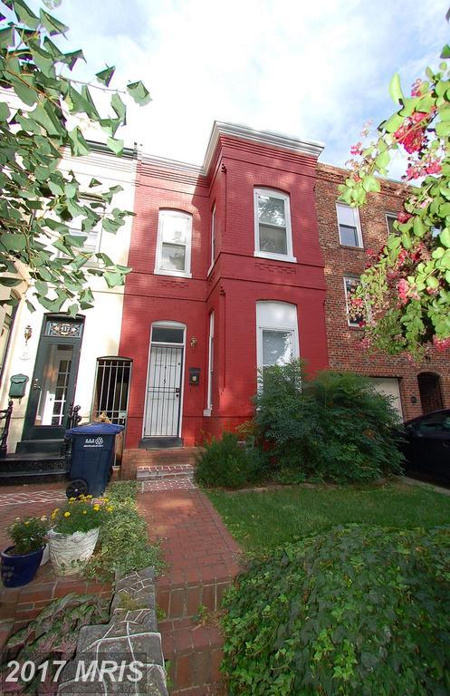 415 5TH Street NE, Washington, DC 20002 (#DC10064832) :: The Cox & Cox Group at Keller Williams Realty International
