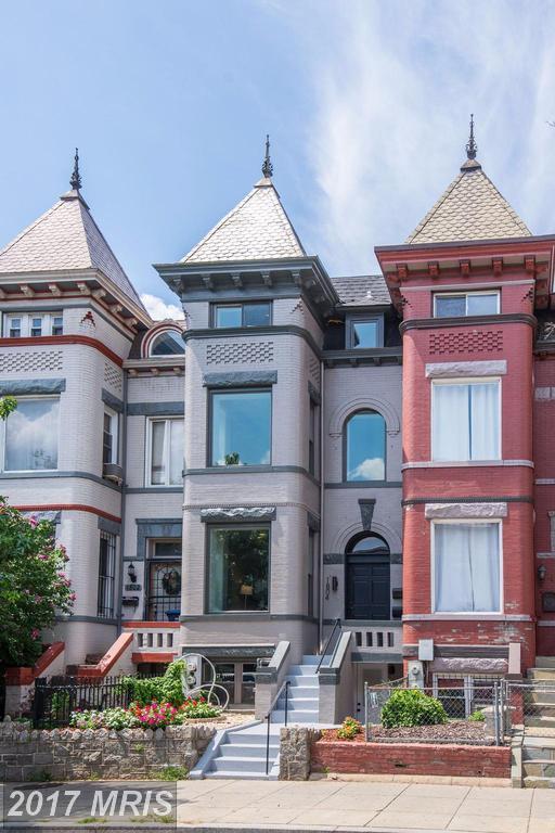 1804 1ST Street NW #2, Washington, DC 20001 (#DC10068669) :: A-K Real Estate