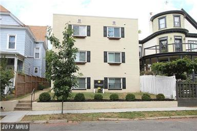 807 Varnum Street NW #1, Washington, DC 20011 (#DC10069522) :: Eng Garcia Grant & Co.