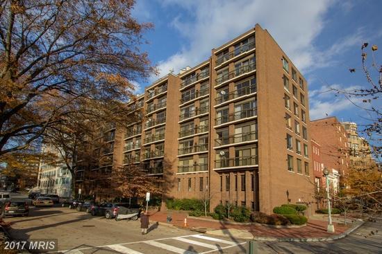1001 26TH Street NW #401, Washington, DC 20037 (#DC10070945) :: LoCoMusings