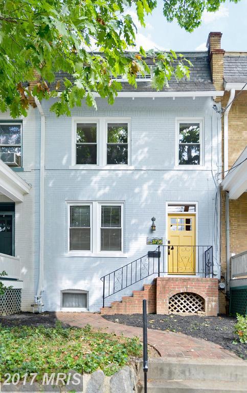 3735 Benton Street NW, Washington, DC 20007 (#DC10072019) :: LoCoMusings