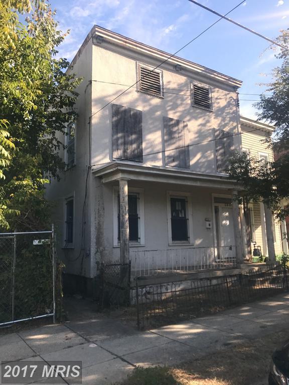 1338 W Street SE, Washington, DC 20020 (#DC10075481) :: LoCoMusings