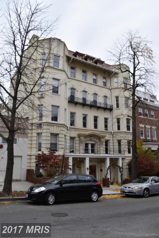 1831 Belmont Road NW #401, Washington, DC 20009 (#DC10080450) :: LoCoMusings