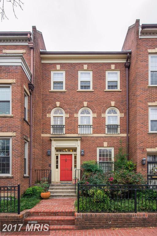 1648 35TH Street NW, Washington, DC 20007 (#DC10081379) :: LoCoMusings