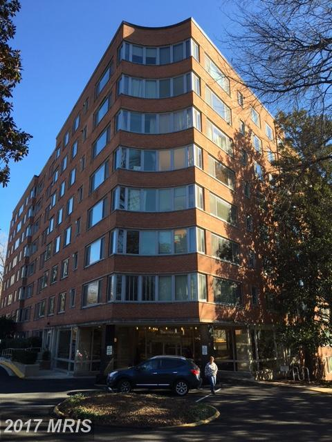 4200 Cathedral Avenue NW #819, Washington, DC 20016 (#DC10081848) :: LoCoMusings