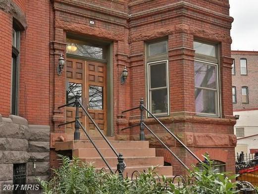 1322 Rhode Island Avenue NW #6, Washington, DC 20005 (#DC10085793) :: Eng Garcia Grant & Co.