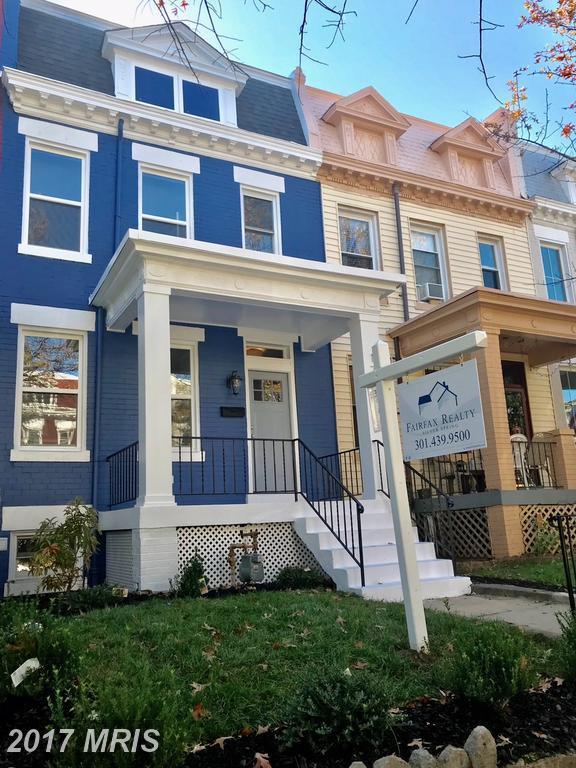 175 Uhland Terrace NE, Washington, DC 20002 (#DC10086110) :: LoCoMusings