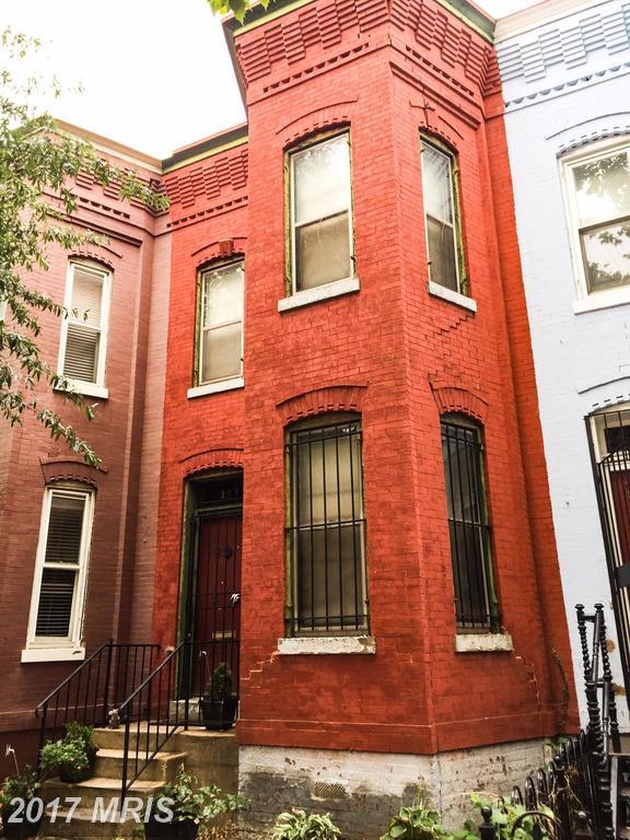 1229 W Street NW, Washington, DC 20009 (#DC10086455) :: Eng Garcia Grant & Co.