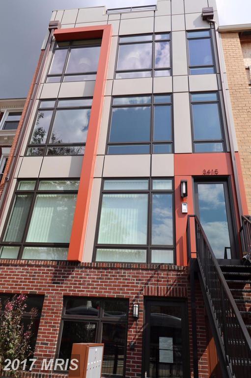 3415 14TH Street NW #3, Washington, DC 20010 (#DC10086952) :: Eng Garcia Grant & Co.