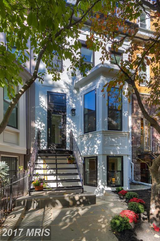 1307 Riggs Street NW #2, Washington, DC 20005 (#DC10091598) :: The Cox & Cox Group at Keller Williams Realty International
