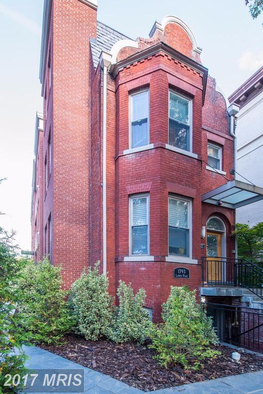 1793 Lanier Place NW #4, Washington, DC 20009 (#DC10096942) :: Pearson Smith Realty