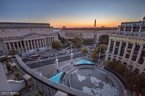 701 Pennsylvania Avenue NW #1218, Washington, DC 20004 (#DC10104986) :: Arlington Realty, Inc.