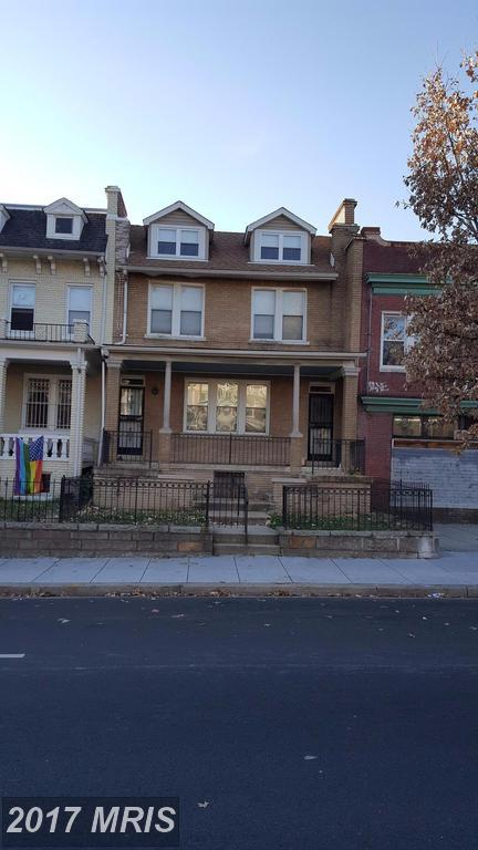 2322 North Capitol Street NW, Washington, DC 20002 (#DC10111247) :: Pearson Smith Realty