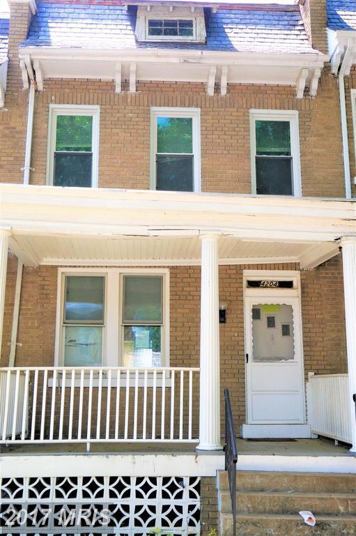 4204 3RD Street NW, Washington, DC 20011 (#DC10115104) :: Eng Garcia Grant & Co.