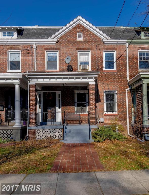 1314 Randolph Street NE, Washington, DC 20017 (#DC10120000) :: Eng Garcia Grant & Co.