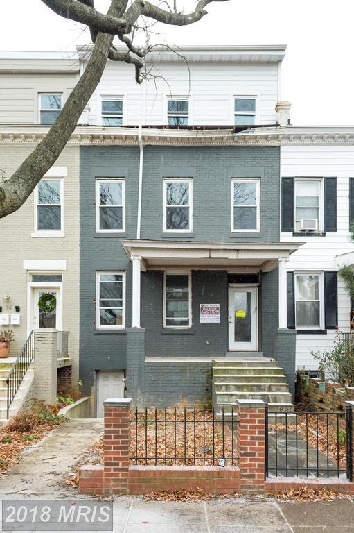 36 Channing Street NW, Washington, DC 20001 (#DC10128995) :: Pearson Smith Realty