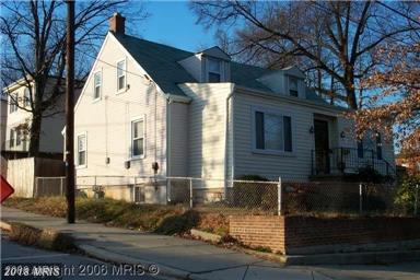 421 53RD Street SE, Washington, DC 20019 (#DC10129281) :: Pearson Smith Realty