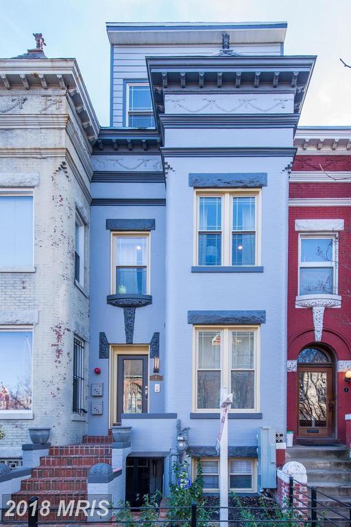 6 R Street NW #1, Washington, DC 20001 (#DC10132093) :: Pearson Smith Realty