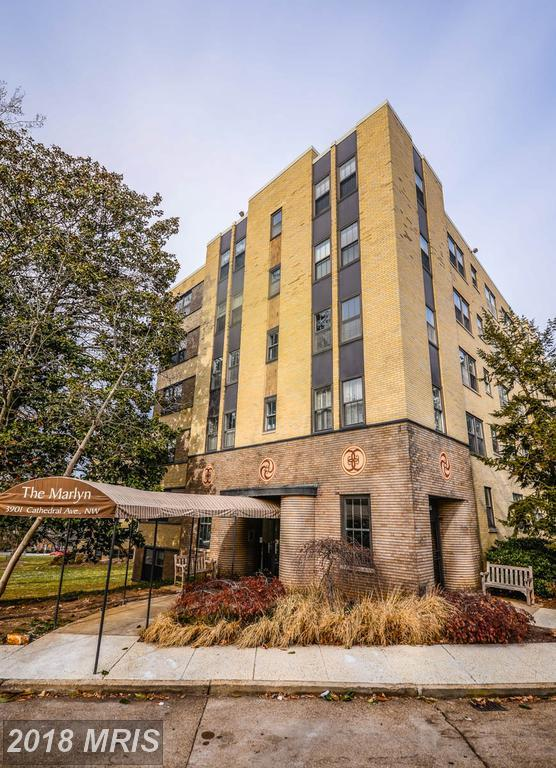 3901 Cathedral Avenue NW #618, Washington, DC 20016 (#DC10132692) :: Pearson Smith Realty