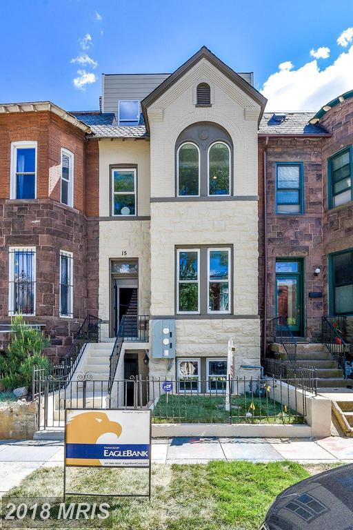15 Quincy Place NE #2, Washington, DC 20002 (#DC10137633) :: Pearson Smith Realty