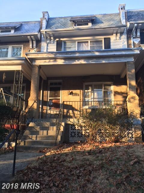 215 Webster Street NW, Washington, DC 20011 (#DC10138933) :: Pearson Smith Realty